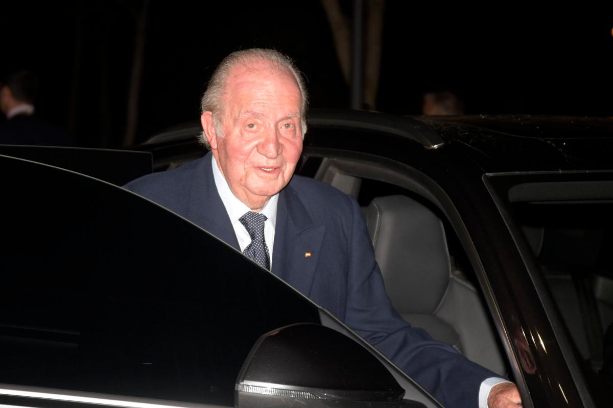 Juan Carlos I, en una imagen de febrero de 2020, en Madrid.