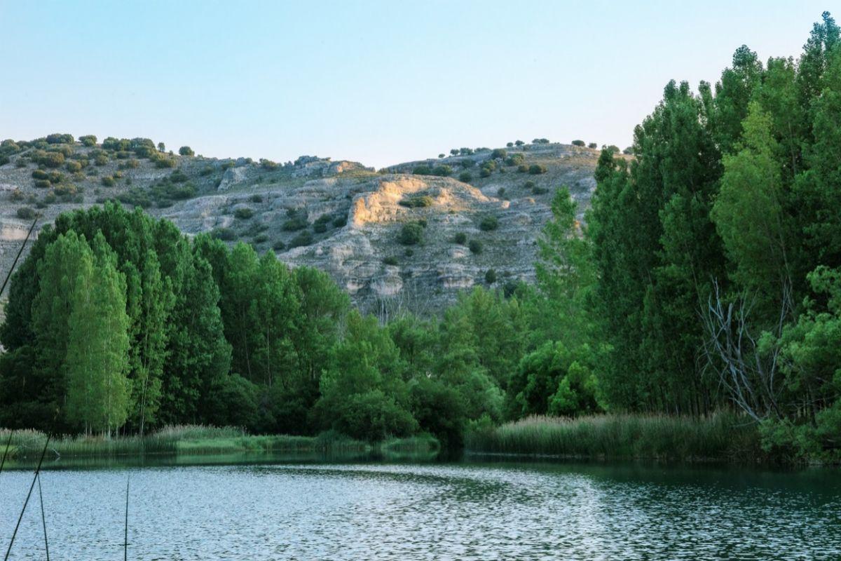 Laguna de Somolinos.