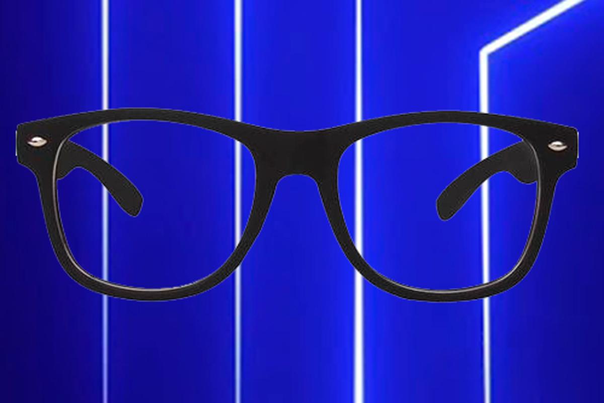 Las gafas con filtro de luz azul están de moda. Ayudan a proteger tus ojos delante del ordenador.