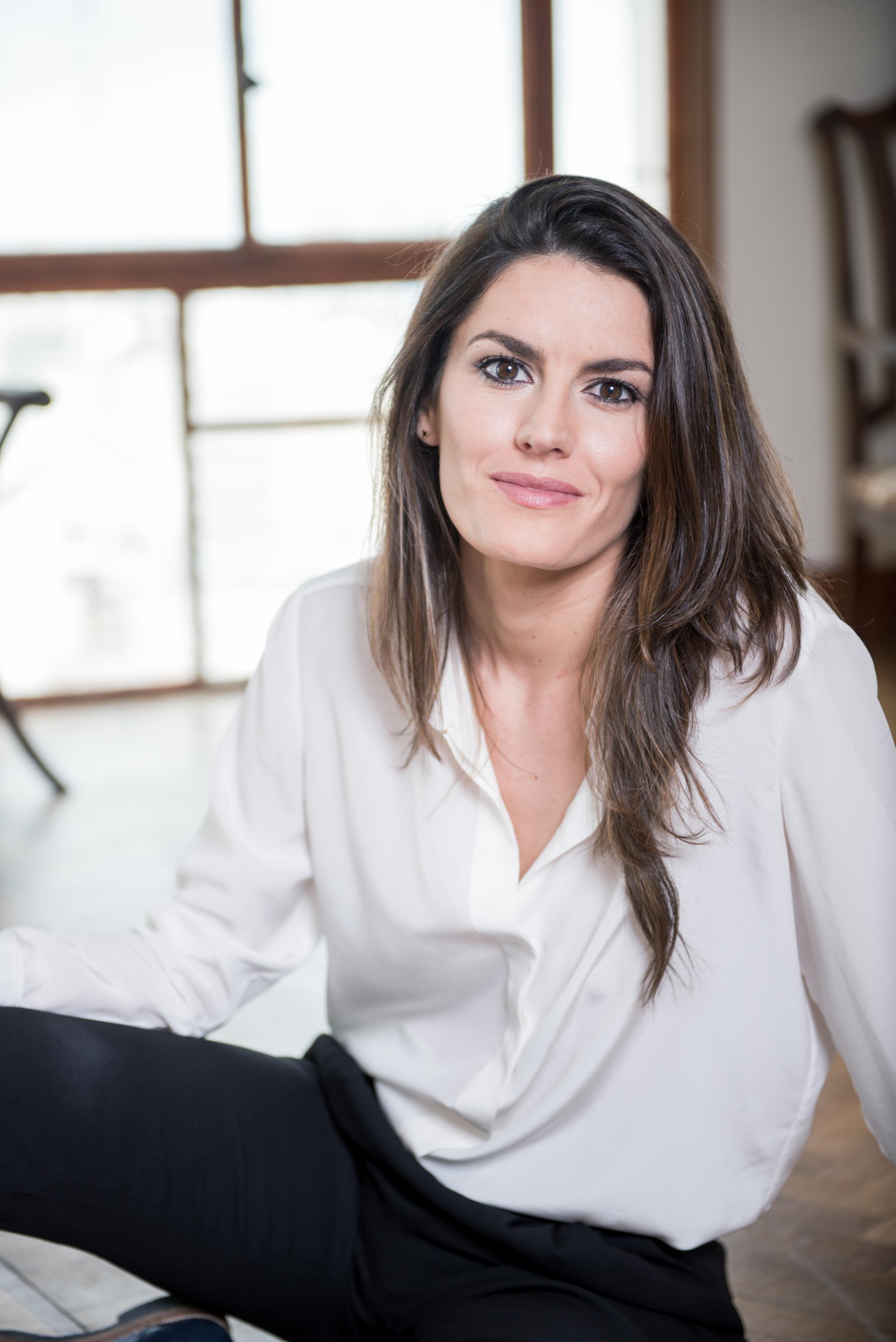 La empresaria Rebeca Minguela