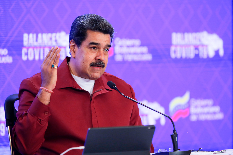 Venezuelan President Nicol