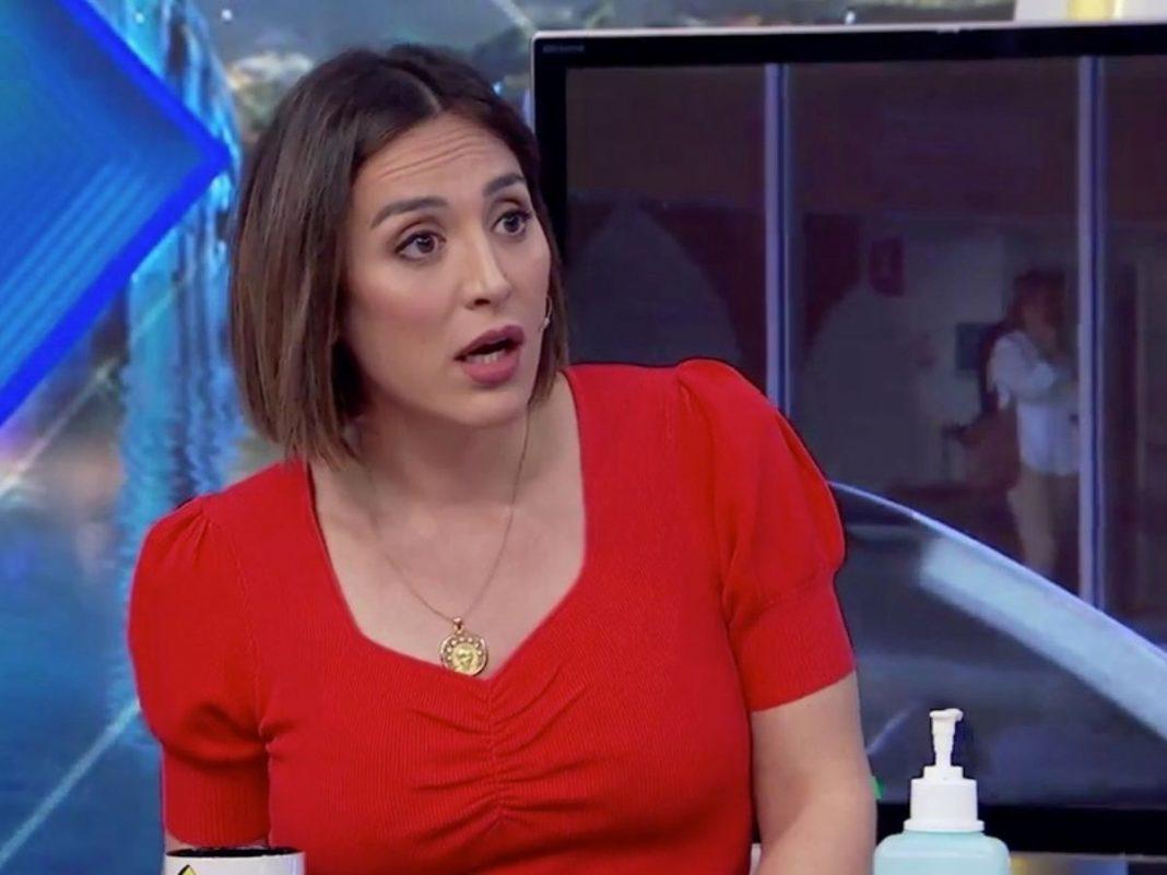 Tamara Falcó, este jueves en El Hormiguero.