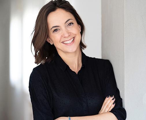 Sarah Chemouli, directora en P&G IBERIA de la categoría de cuidado del hogar y de la ropa.