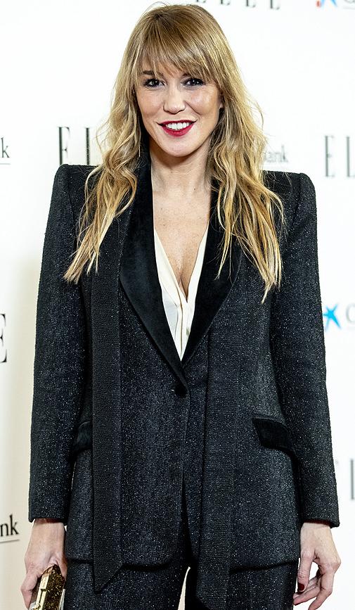 Raquel Meroño, actriz, empresaria y ganadora del último MasterChef Celebrity.