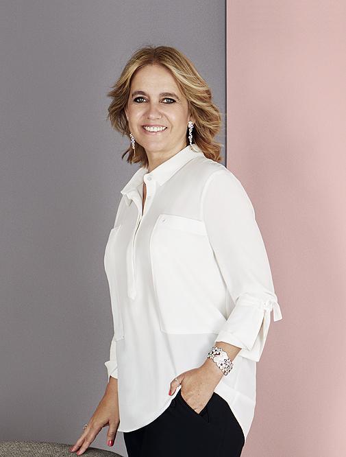 Rosa Tous, vicepresidenta corporativa de Tous.