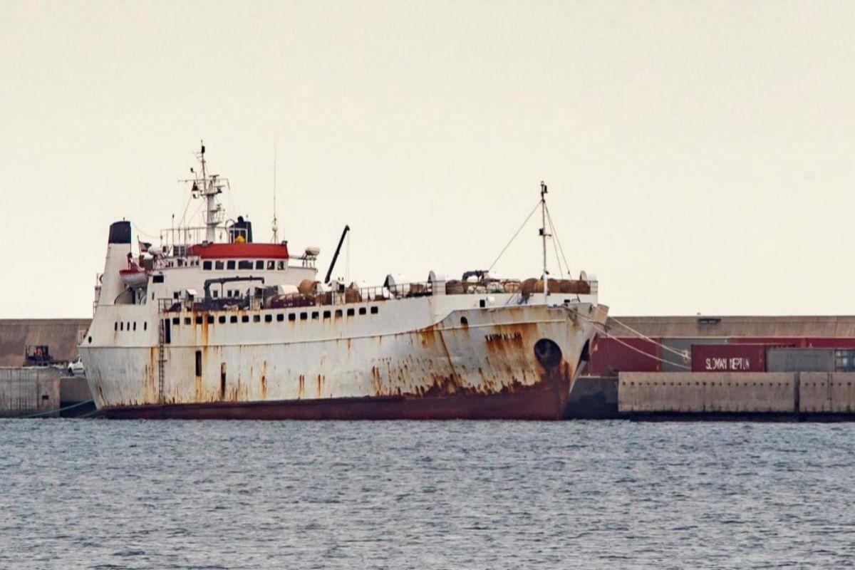 El barco 'Karim Allah'