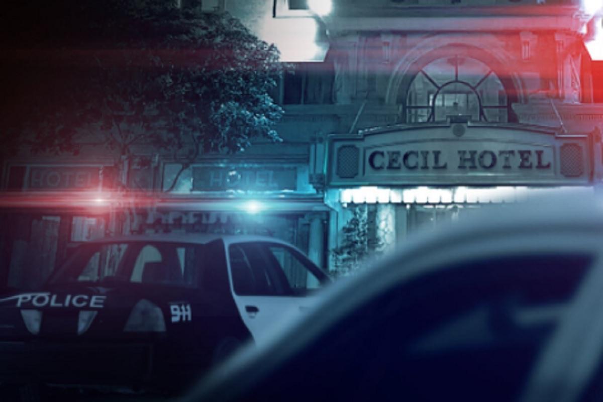 Imagen del documental de Netflix sobre Elisa Lam y el Cecil.
