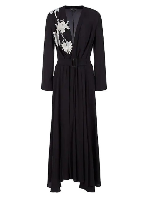 El vestido de Giorgio Armani. Foto: Saks Fith Avenue.