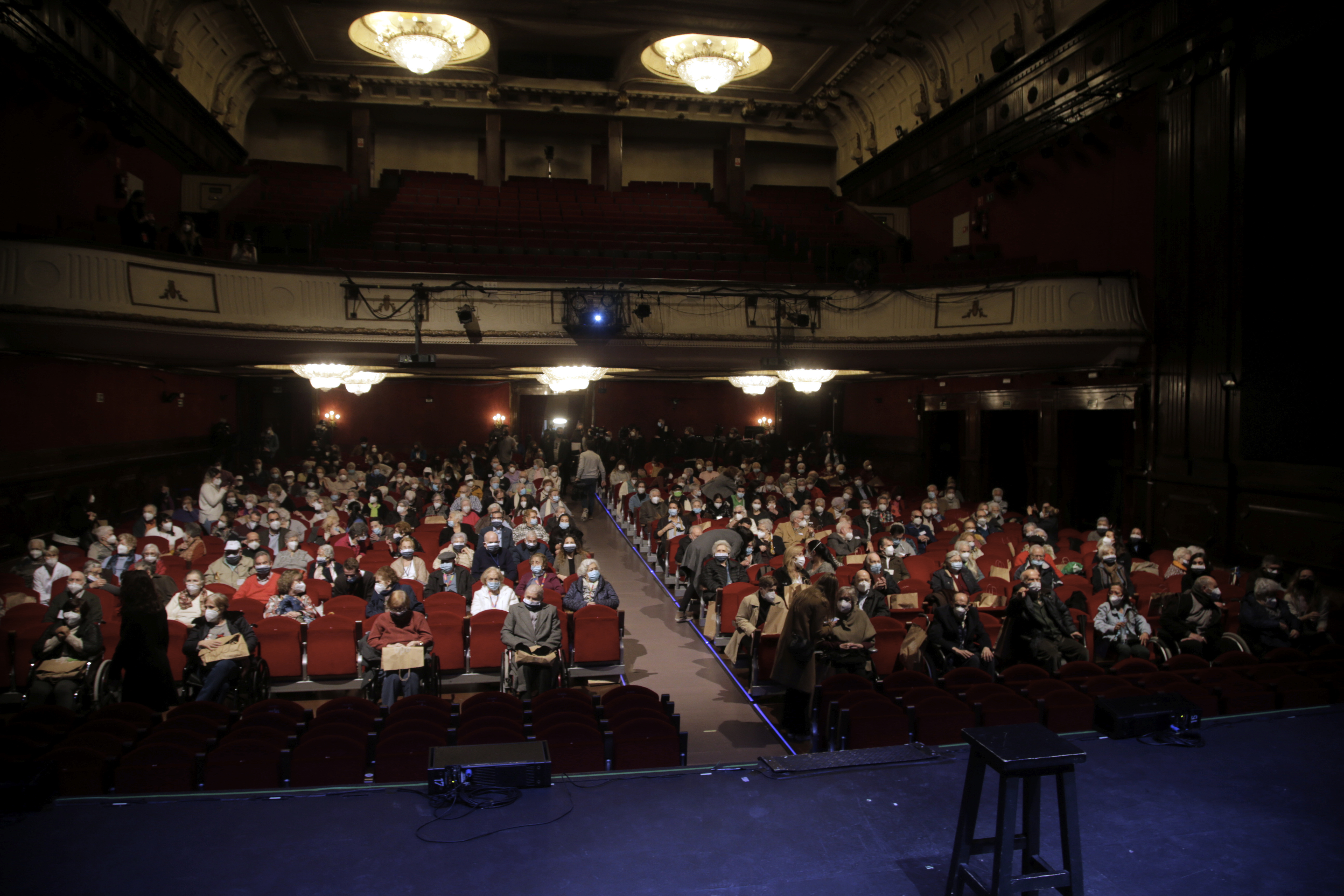 El día en que cerraron los teatros