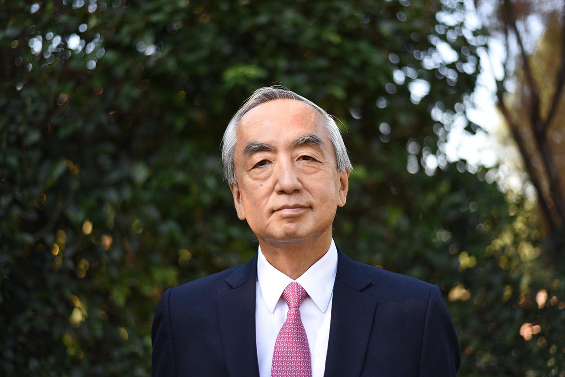 HIRAMATSU Kenji, Embajador de Japón en España.