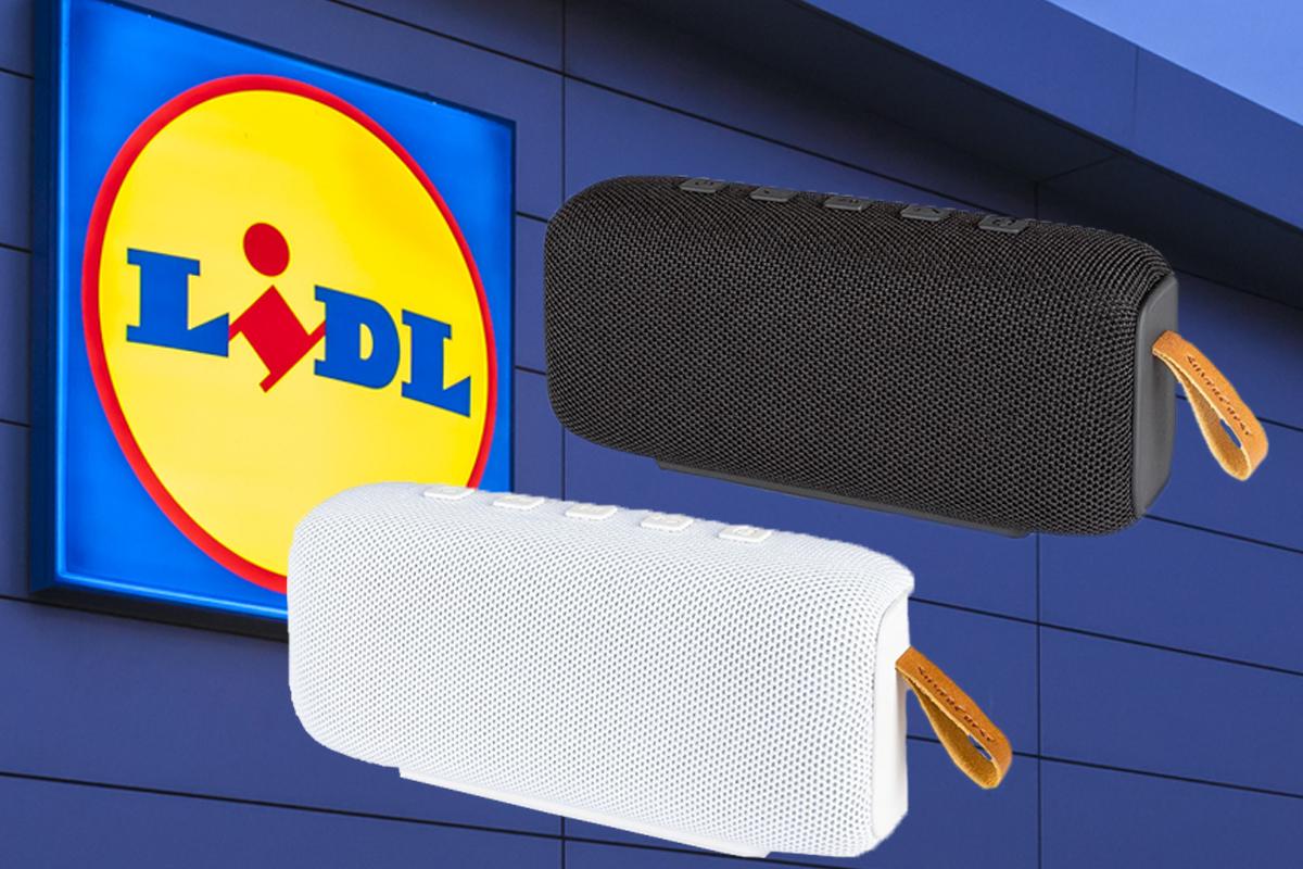 Los altavoces del LIDL son el nuevo éxito comercial de la cadena de supermercados.