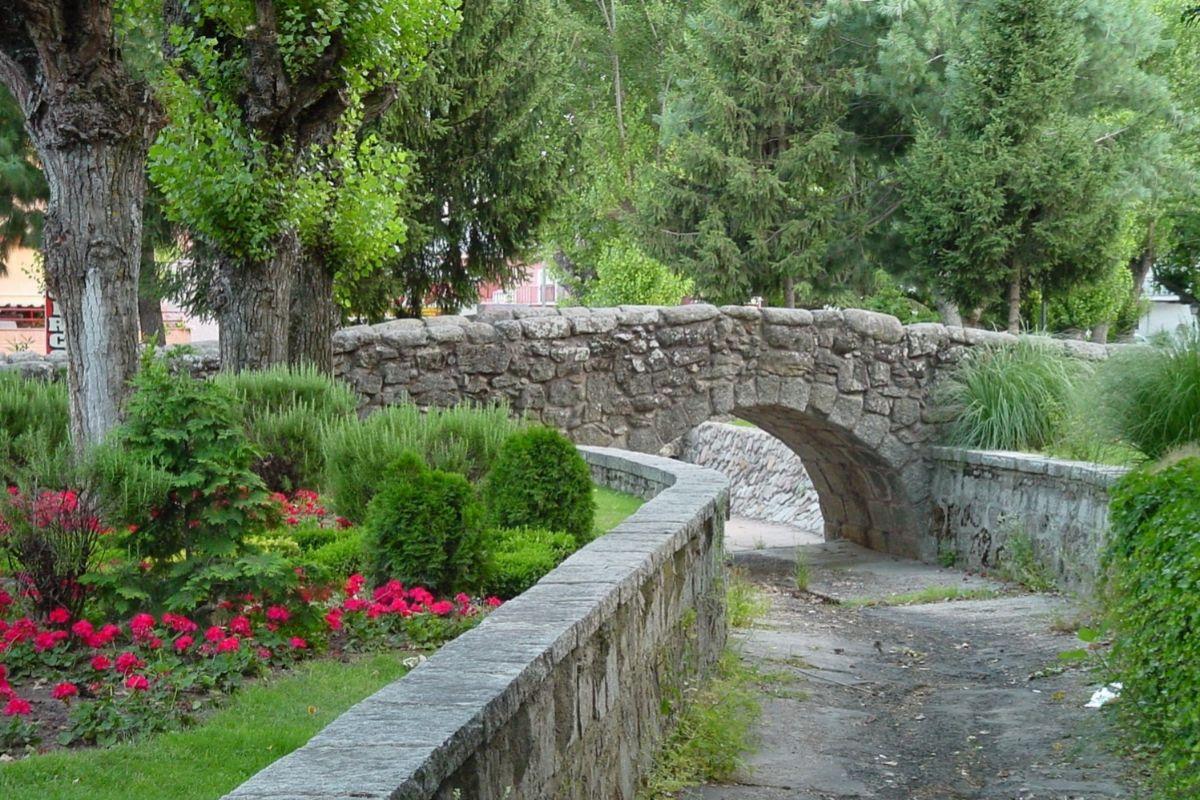 Puente Medieval de Soto del Real.