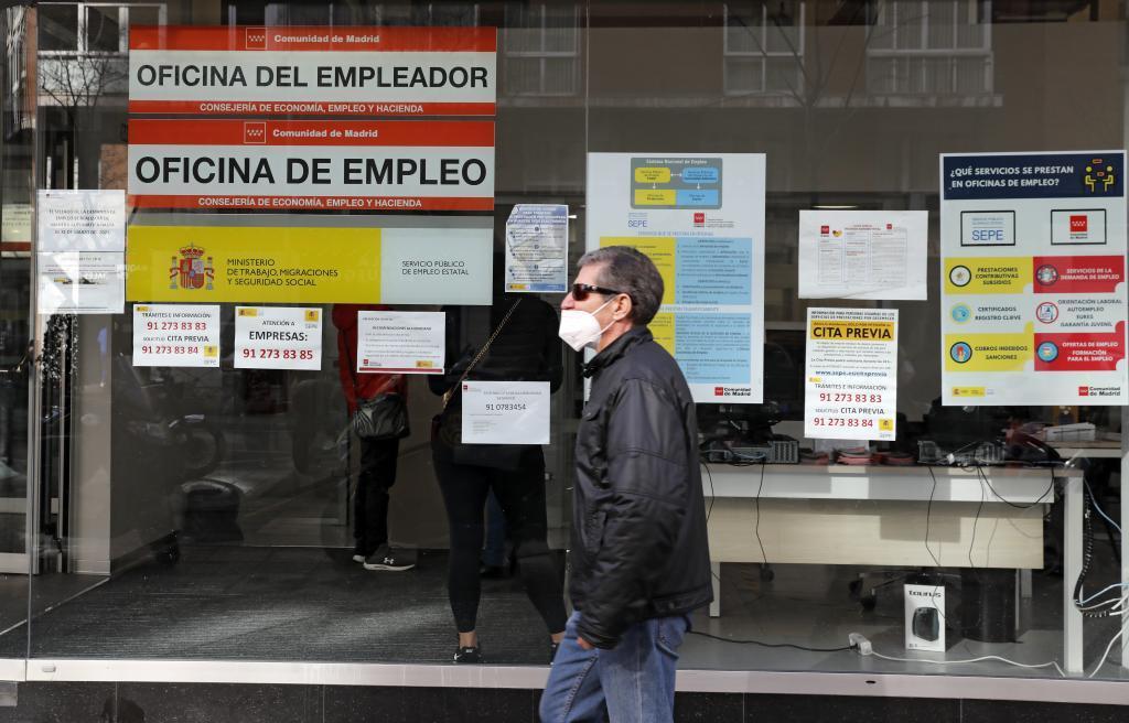 ataque informatico SEPE desempleo erte prestaciones