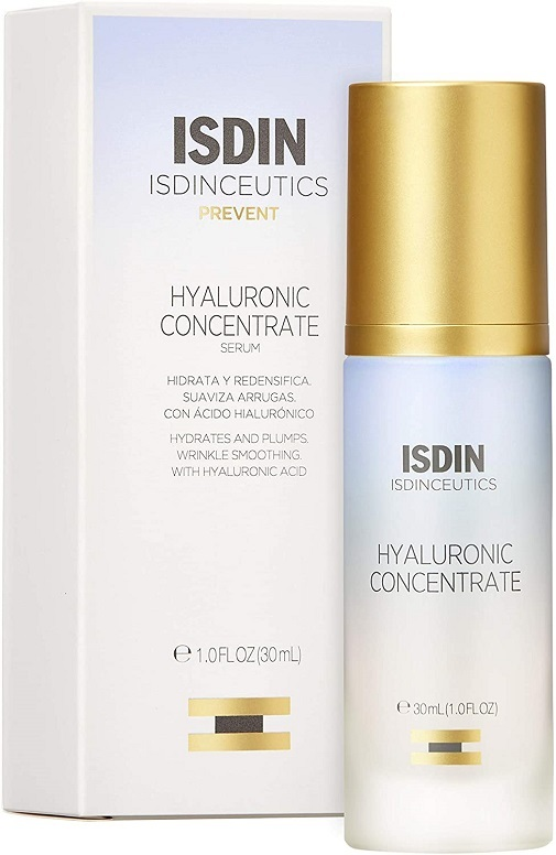 Suero facial hidratante de Isdin.