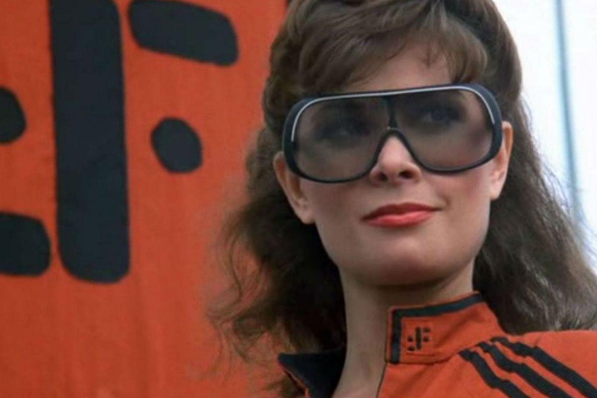 Diana (Jane Badler) era la mala malísima de 'V'.
