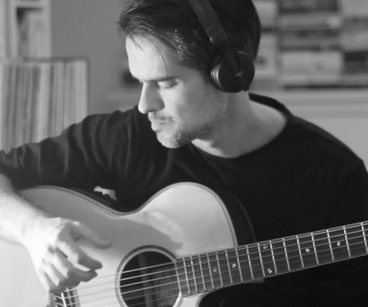 El madrileño Pablo Tato es el artífice de este proyecto musical.
