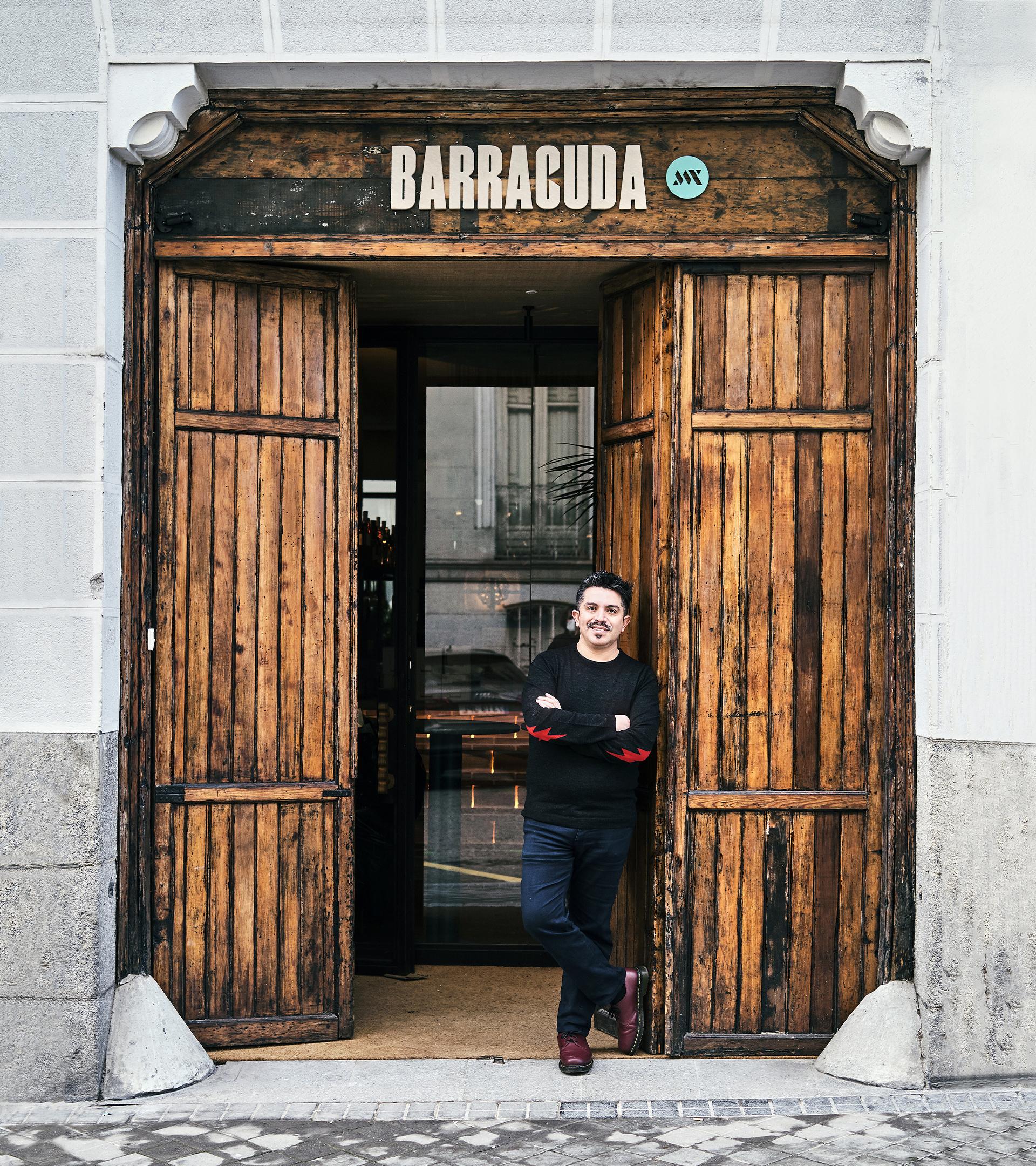 Barracuda MX. El nuevo restaurante abierto por Roberto Ruiz en febrero.
