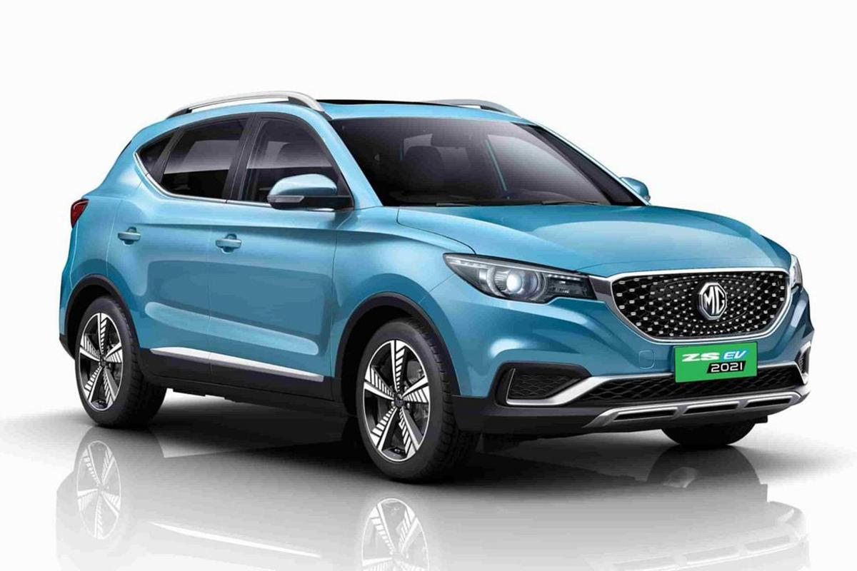El MG ZS EV es un todocamino que ya tienen a la venta por algo más de 30.000 euros