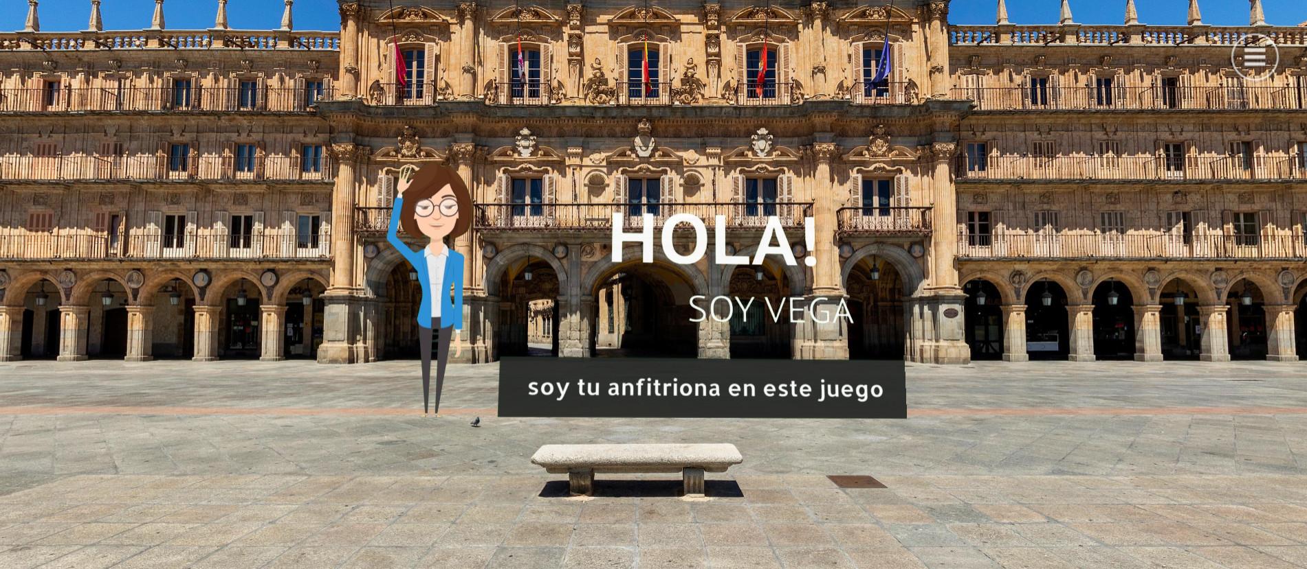 Salamanca en 360º y con gafas de realidad virtual.