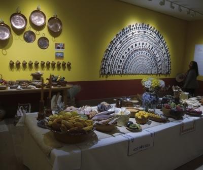 Exposición La mesa novohispana.