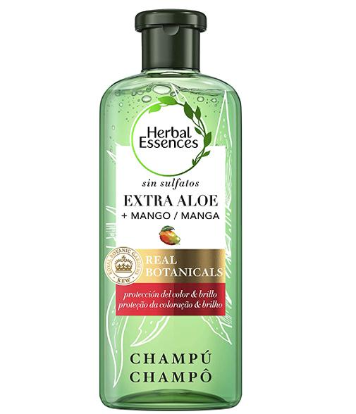 Extra Aloe sin sulfatos, de Herbal Essences.