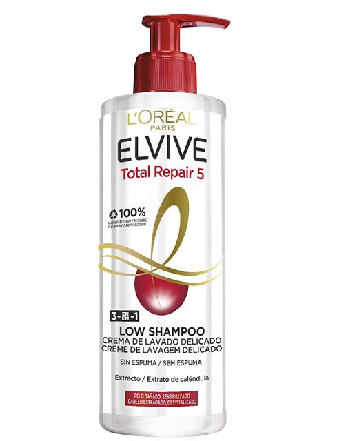 Elvive Total Repair 5, de L'Oréal Paris.