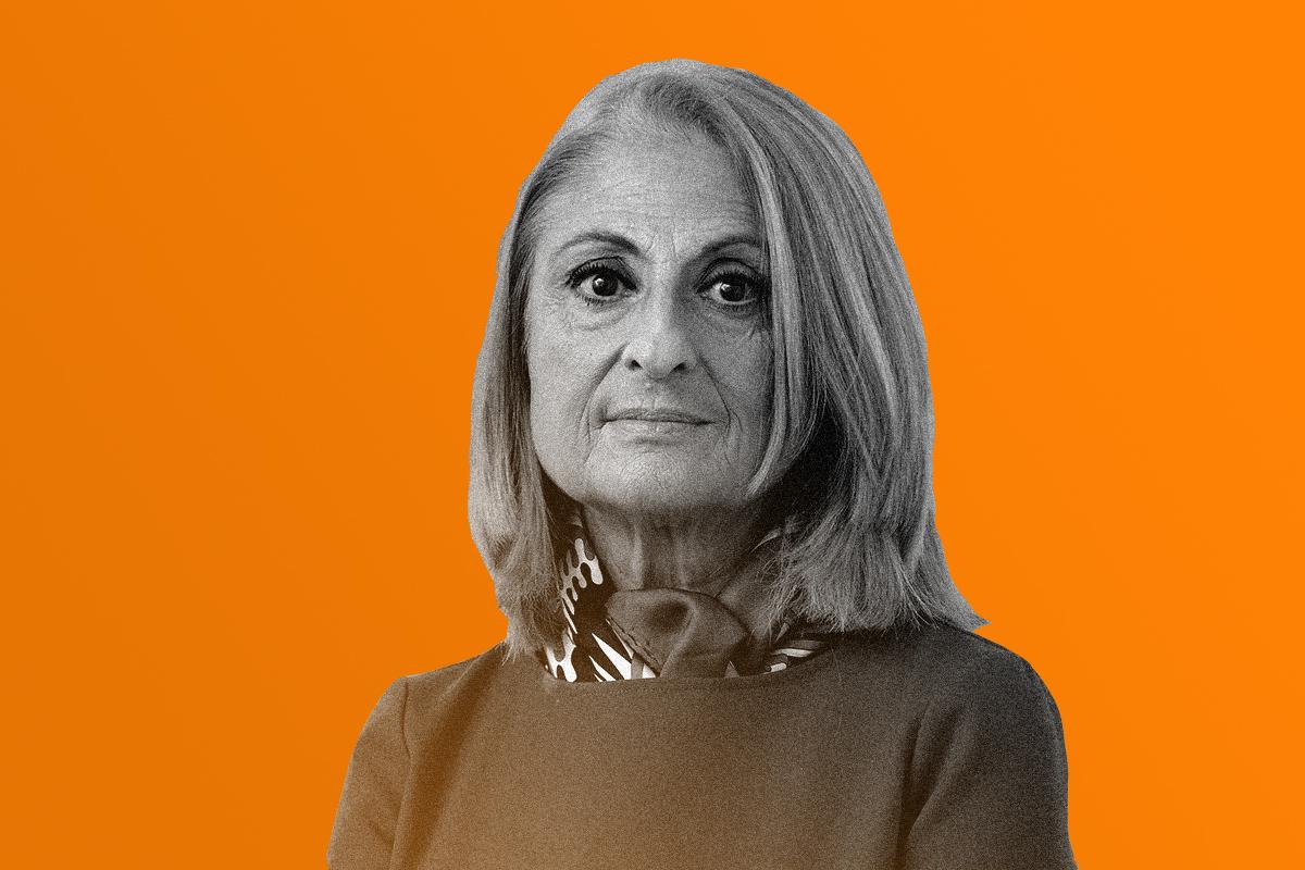 La ex presidenta de la CNE, Maite Costa.
