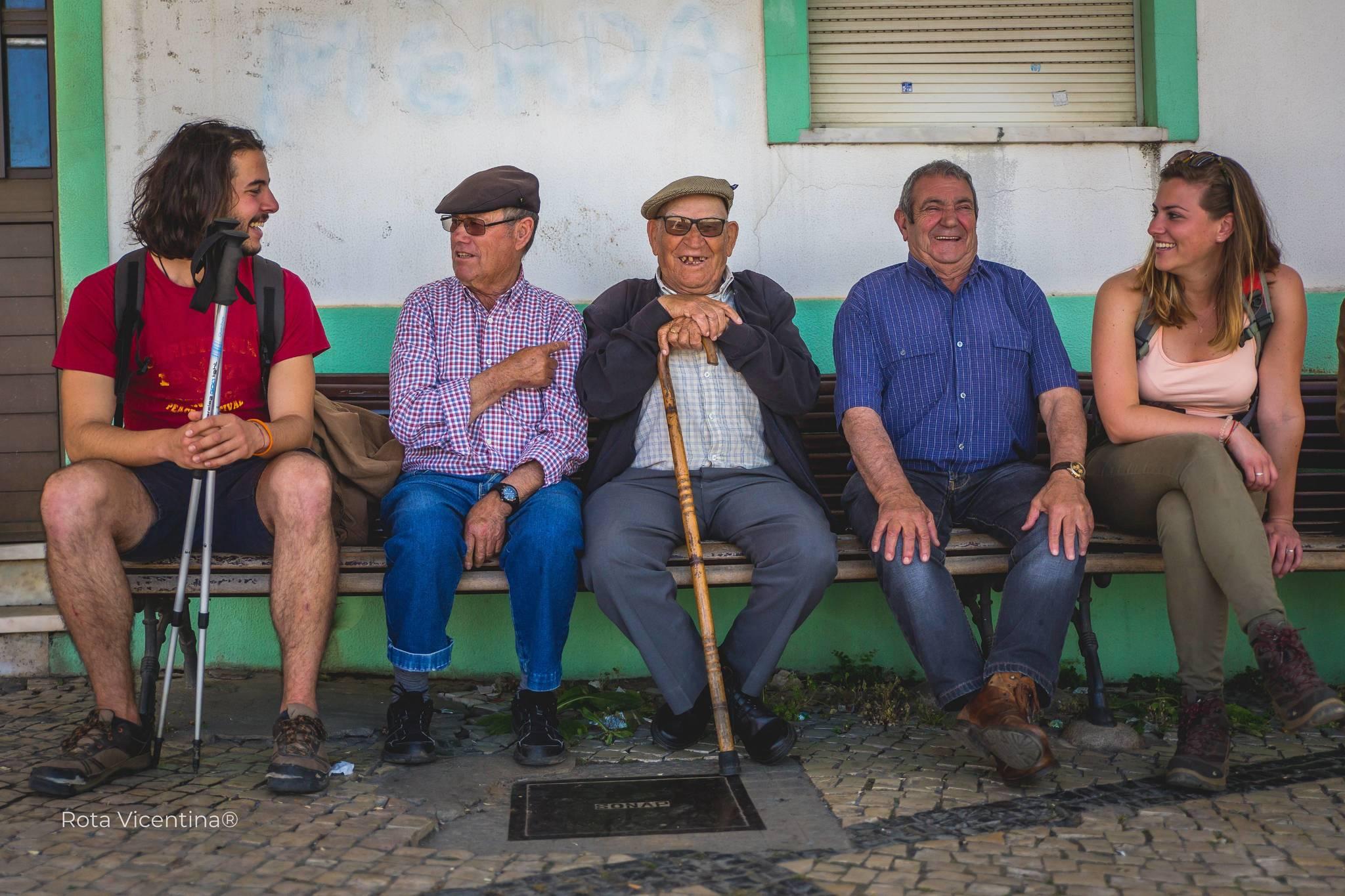 La Ruta Vicentina invita a acercarse al modo de vida local.