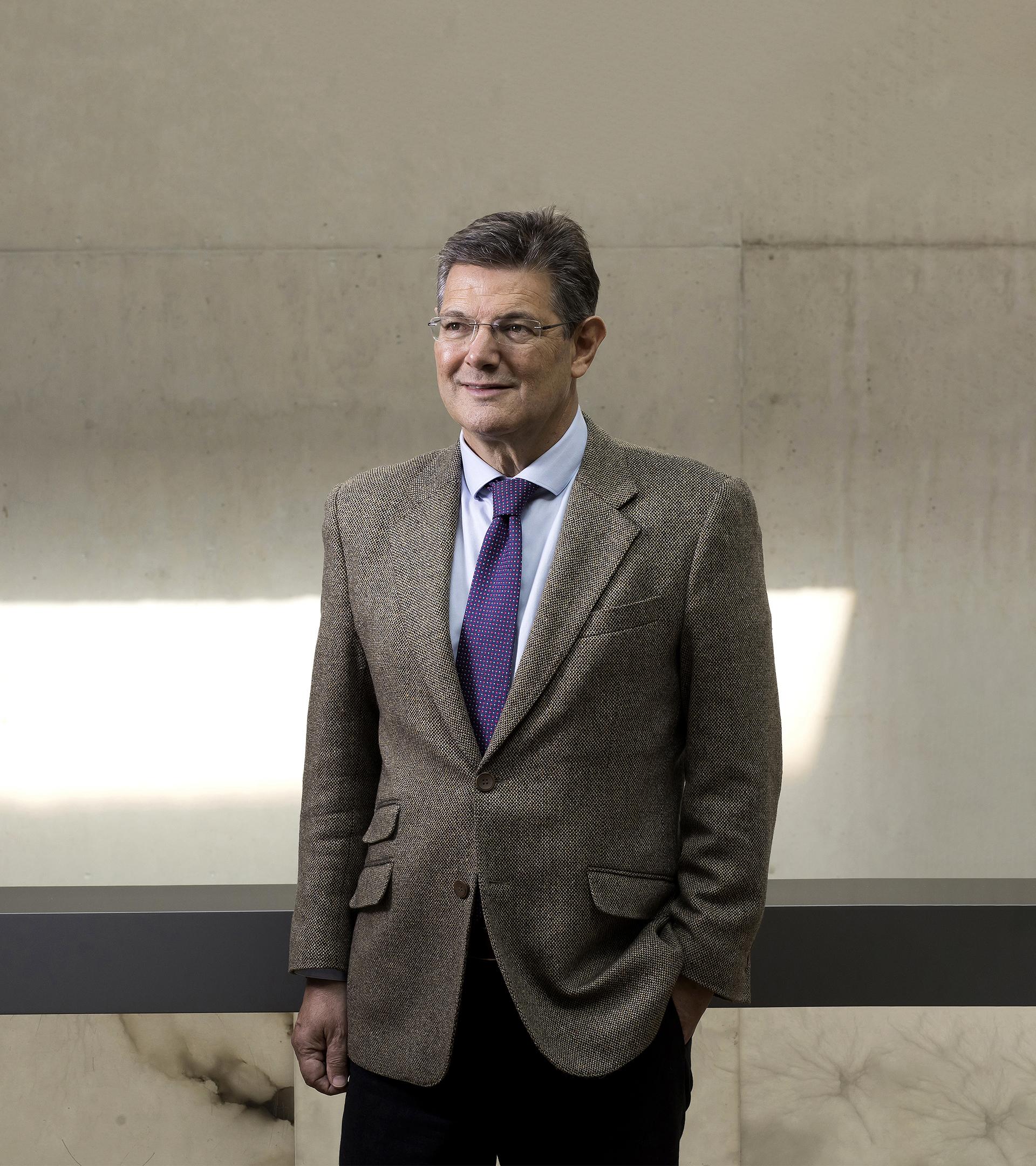 """Rafael Catalá, ex ministro de Justicia: """"La palabra eficacia no existe en el diccionario de la administración"""""""