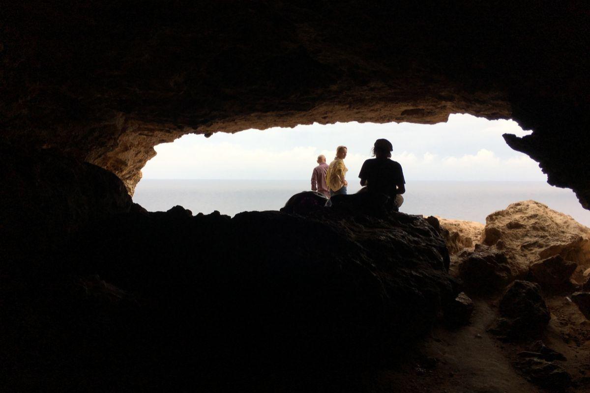 Cueva Foradada.