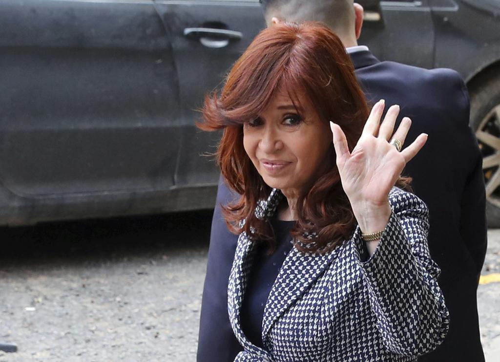Cristina Fernández De Kirchner, en una imagen de 2018.