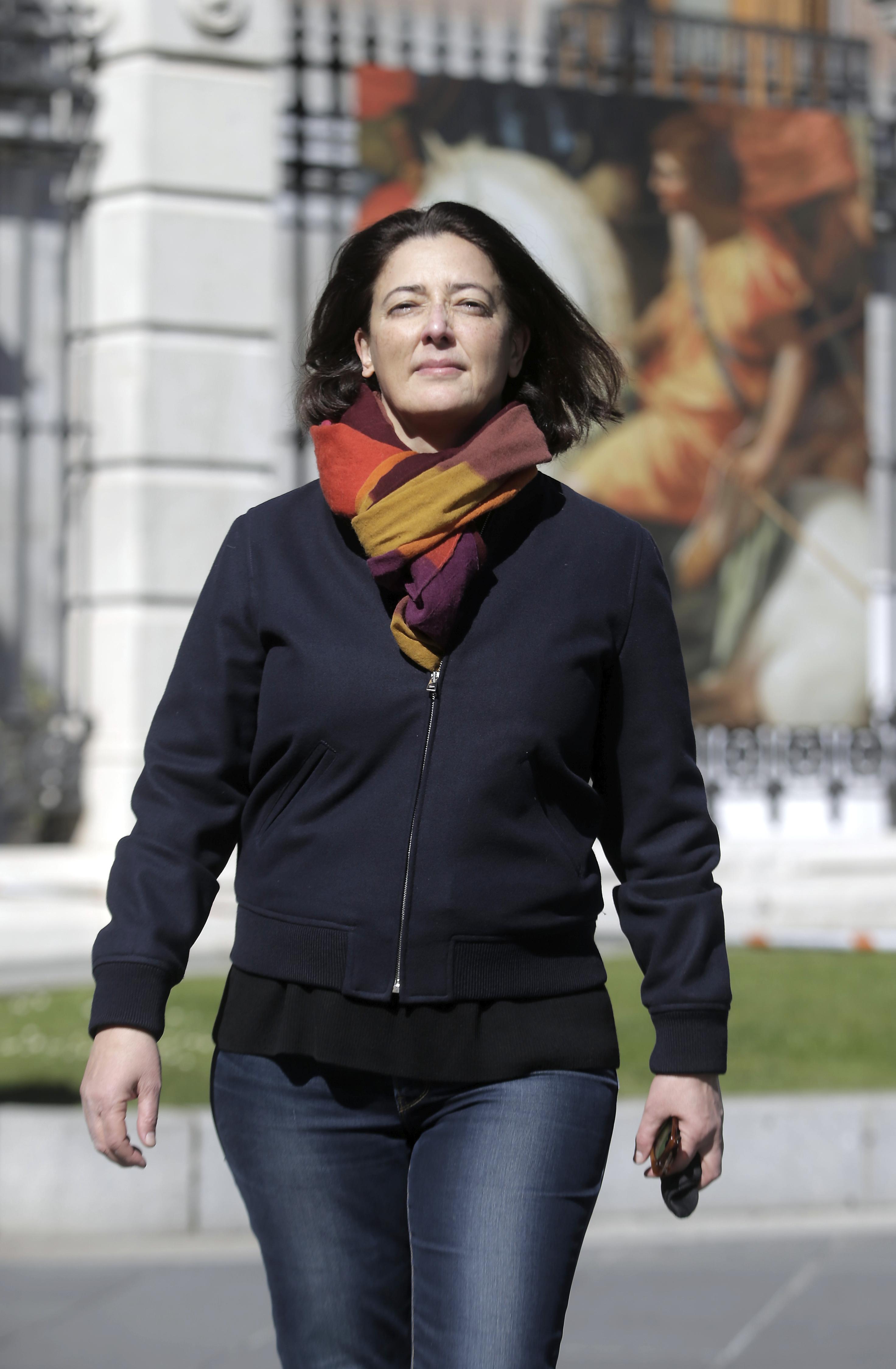 """Rosa Belmonte: """"El pesimismo me molesta y me parece de mala educación"""""""