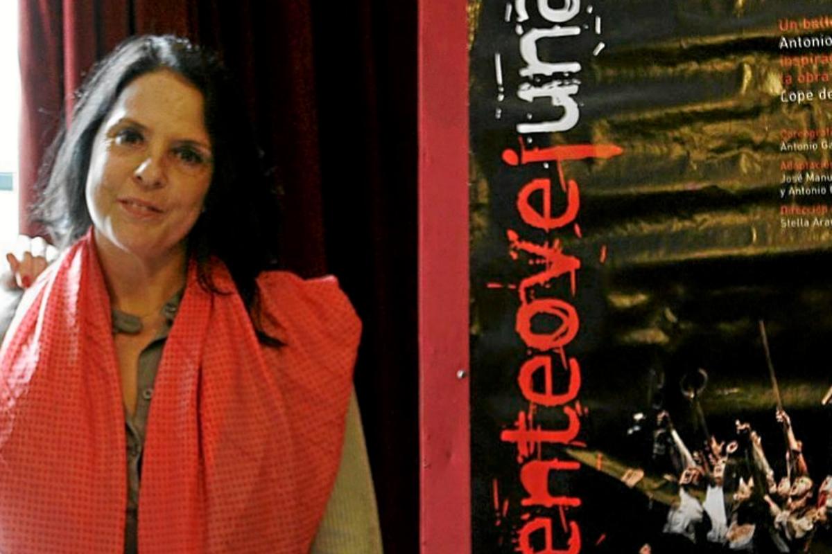 Stella Arauzo, directora artística de la Compañía Antonio Gades.