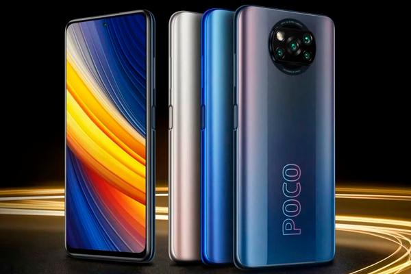 POCO F3 y POCO X3 Pro, móviles con mucha potencia por poco dinero