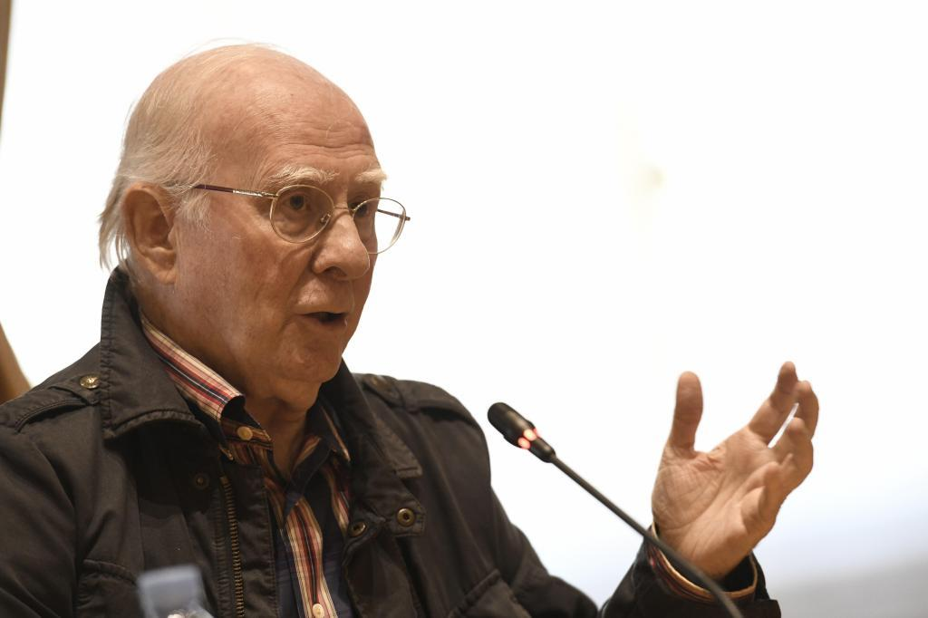 El músico y ex presidente de la SGAE, Teddy Bautista.
