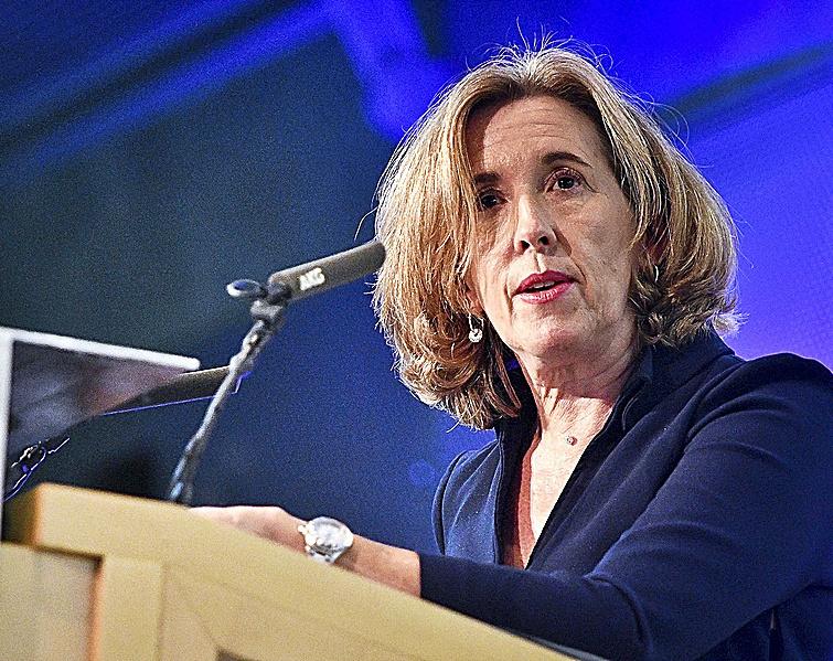 La ya ex secretaria de Estado de Economía, Ana de la Cueva
