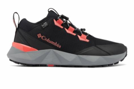 OutDry® Facet 30 para mujer de Columbia con amortiguación, talón estabilizador y suela con agarre.