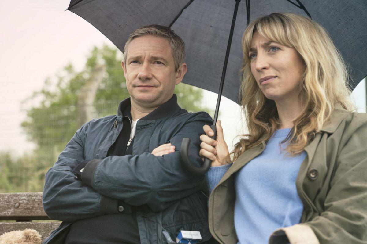 Martin Freeman y Daisy Haggard interpretan a la pareja protagonista.