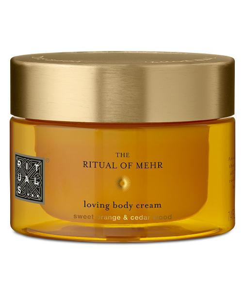 Cremas reafirmantes corporales:The Ritual of Mehr Body Cream de Rituals