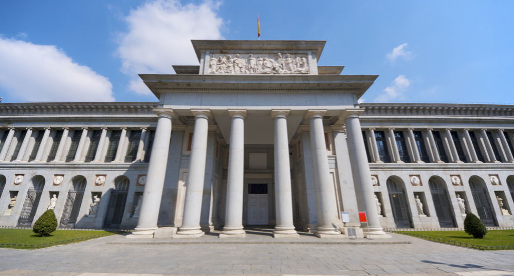 El Museo del Prado, parada del 'tour' de Mujeres Ilustres.
