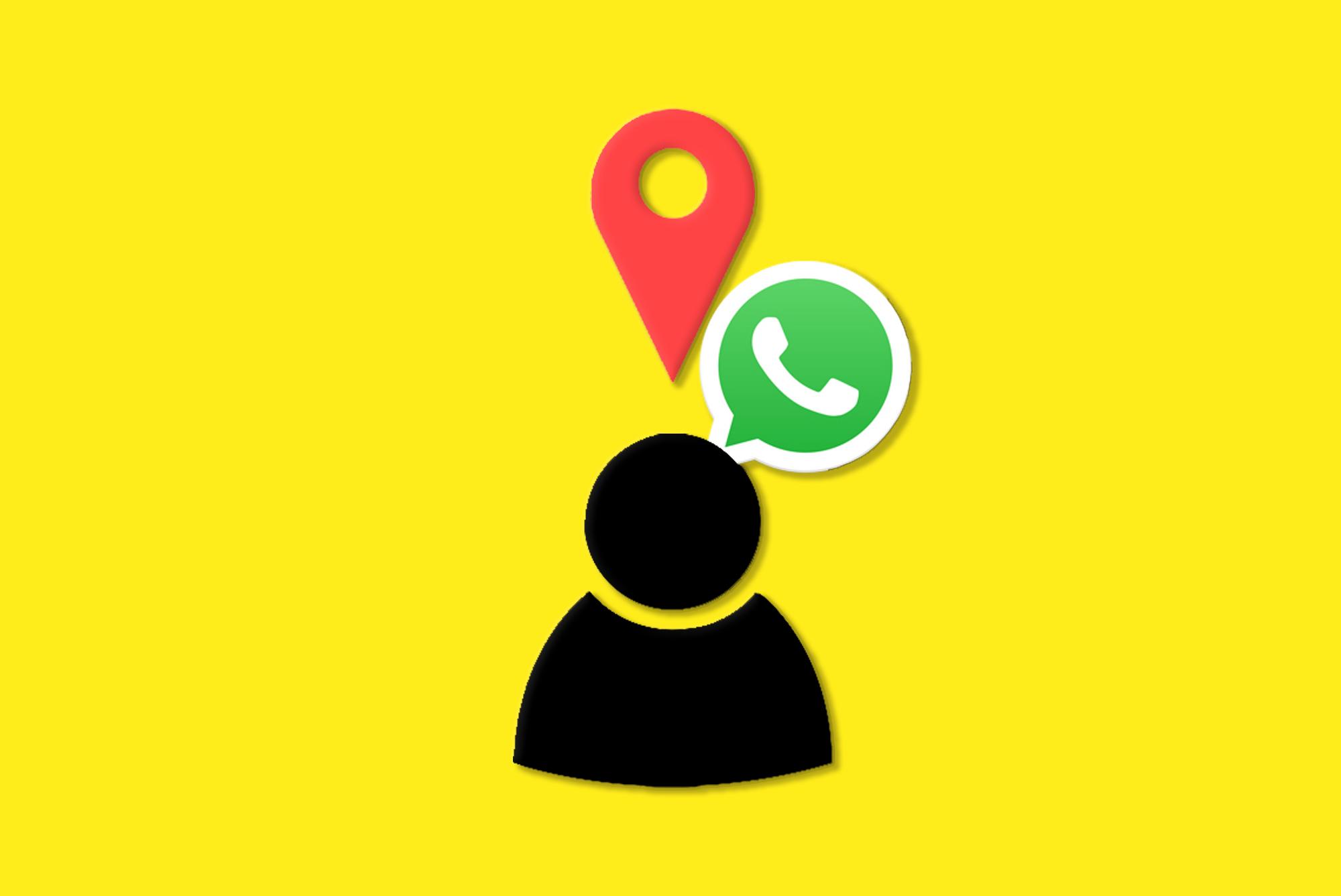 ¿Es posible conocer la ubicación de tus contactos de WhatsApp sin que te la envíen?
