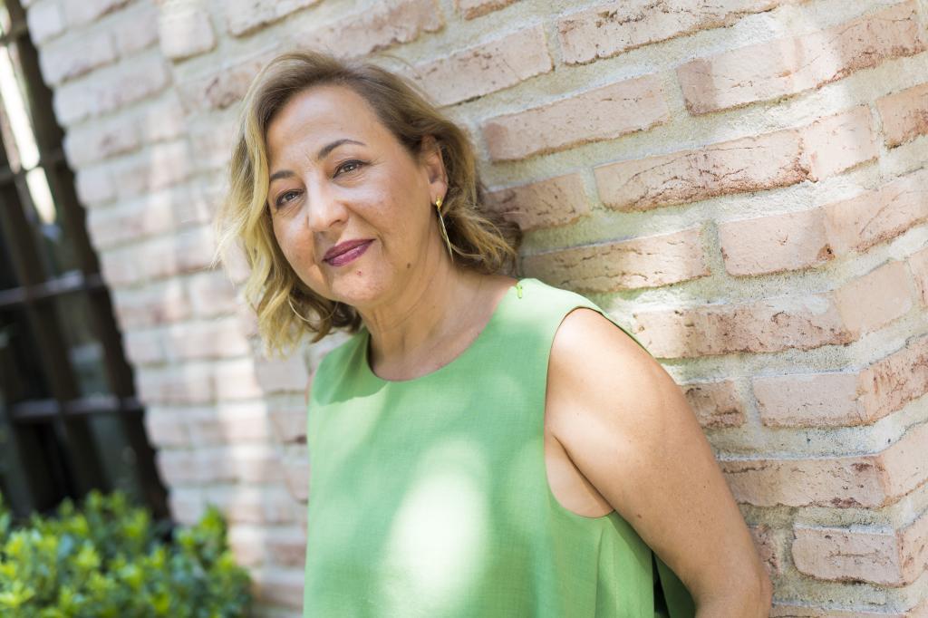 Carmen Machi es la protagonista de 'Efecto óptico'.