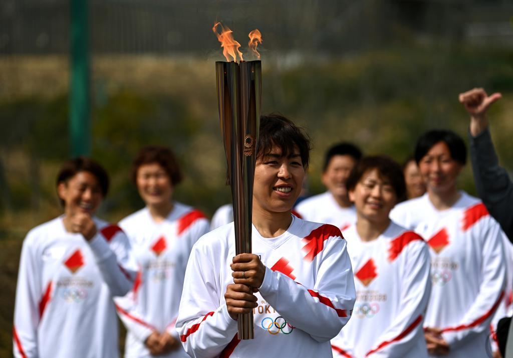 Arranca en Fukushima el relevo de la antorcha olímpica para los Juegos Olímpicos de Tokio entre medidas anti Covid   Juegos Olímpicos de Tokio