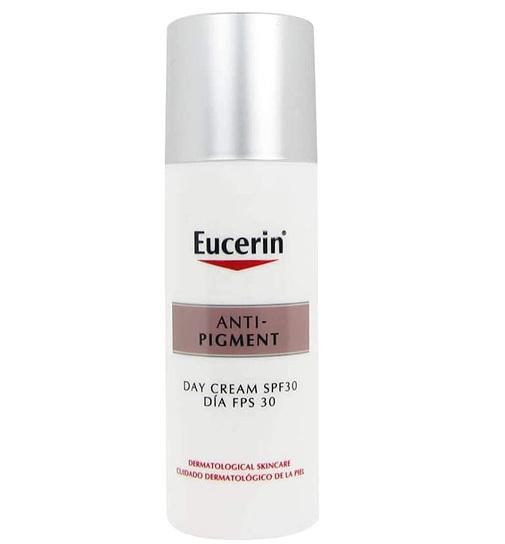 Anti-Pigment Crema de día, de Eucerín.
