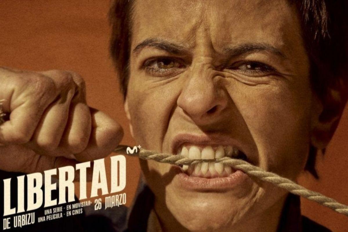 Imagen promocional de 'Libertad'.