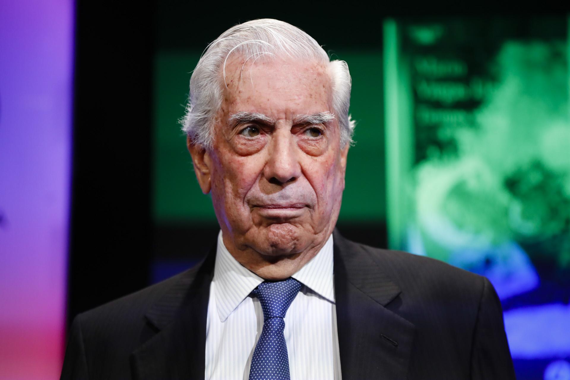 Mario Vargas Llosa - Biografía
