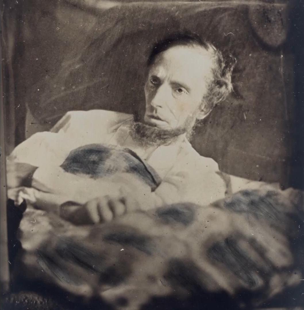 La fotografía que analiza el documental 'Lincoln inédito'.