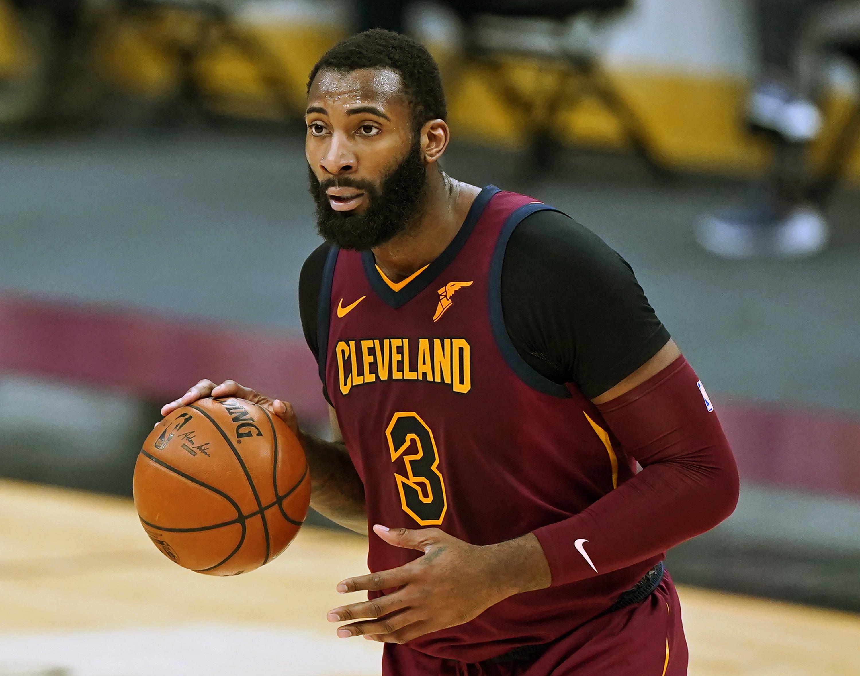 Drummond, el pasado mes de febrero con los Cavaliers.