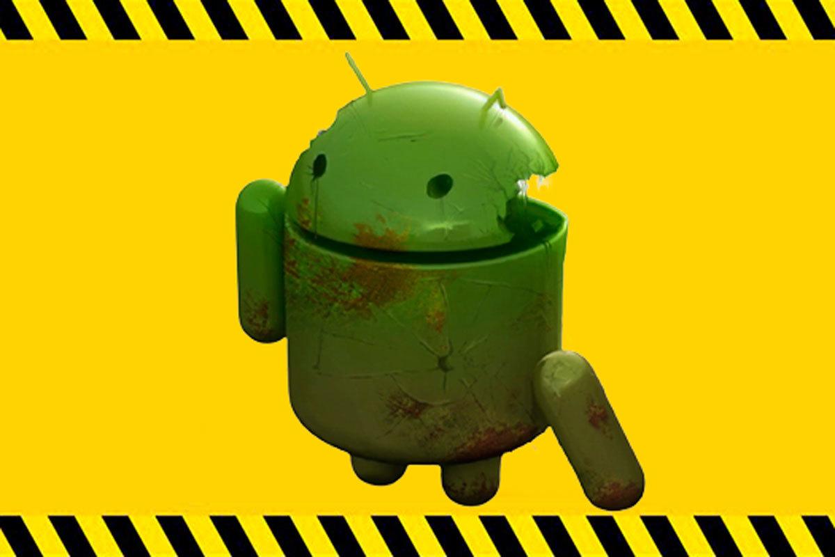Las aplicaciones descargadas de Internet son responsables de gran parete de las amenazas contra los teléfonos Android.