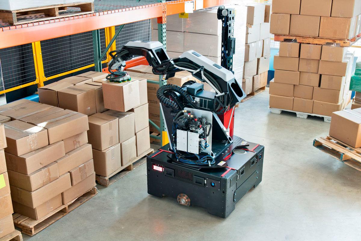 Este robot busca reemplazar a los trabajadores de almacén